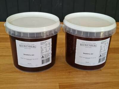 Beerenberg jams and Relishes