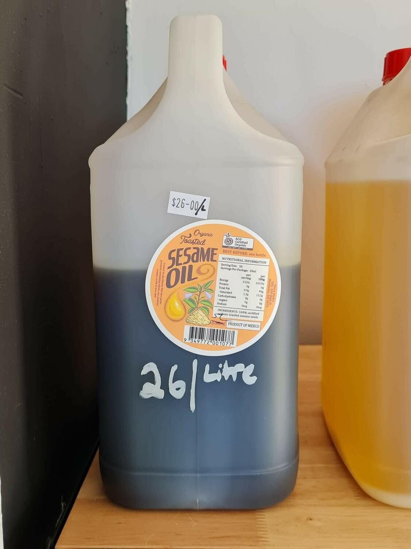 Sesame oil Organic