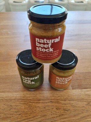 Stock concentrate- natural