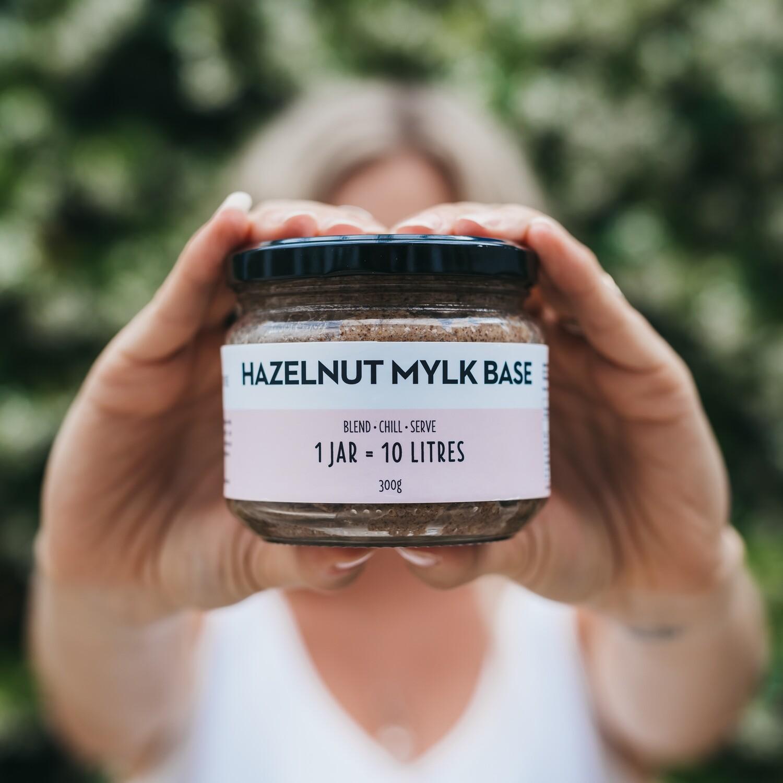 Nut Mylk Bases