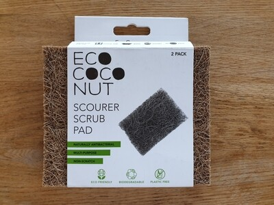 coconut scouring pad