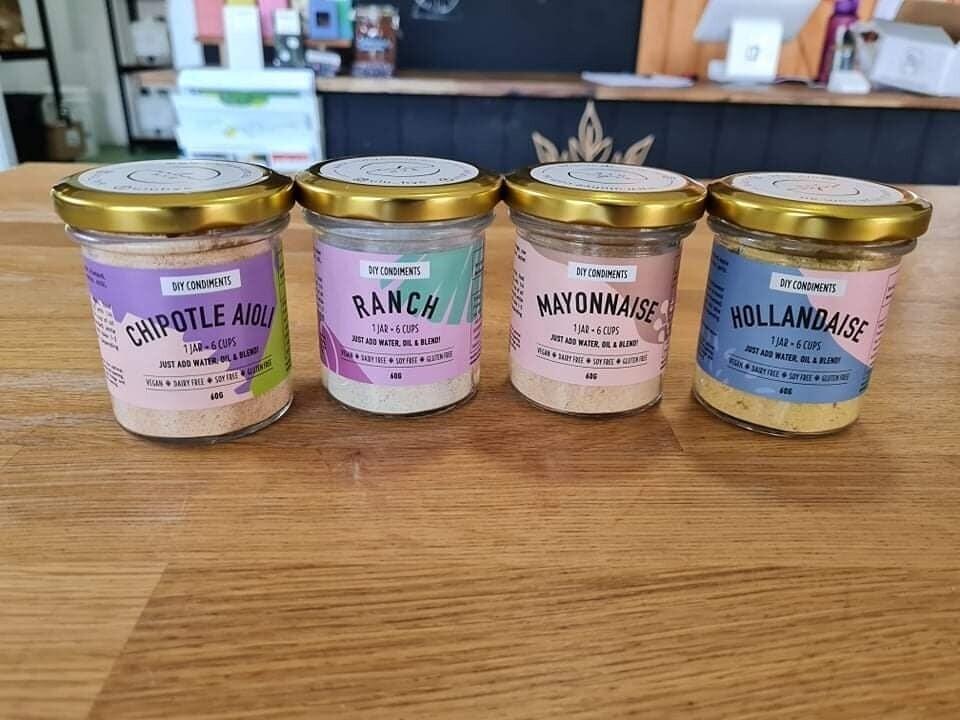 Ulu hye condiments