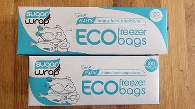 Freezer bags- compostable