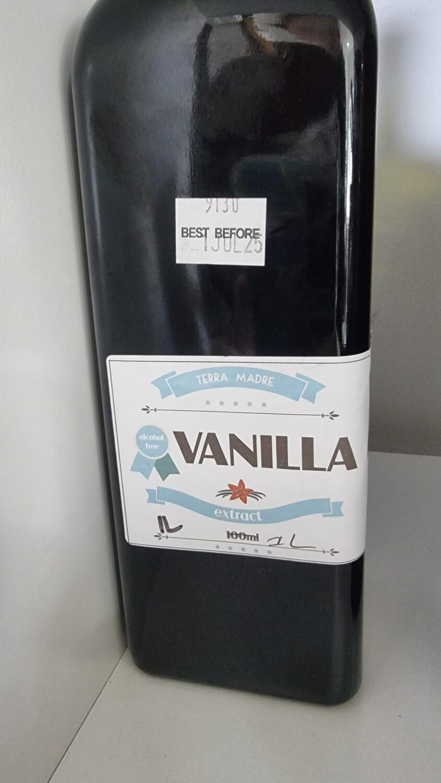 Vanilla extract organic