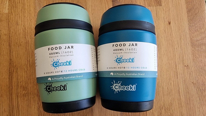 Insulated food jar 480ml