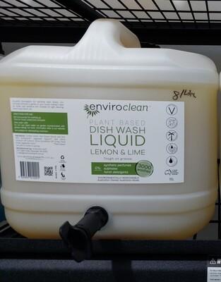 Dishwashing liquid