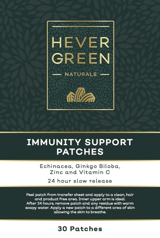 Immunity Support transdermal patches