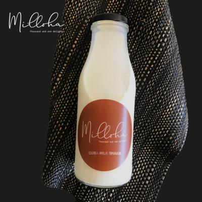 Cuba Milk Shake