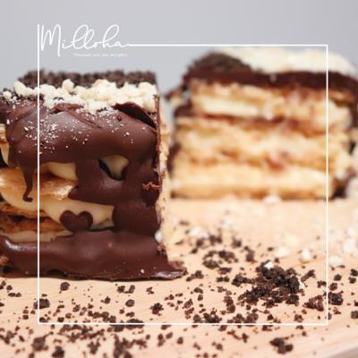 Milloha Chocolate cake