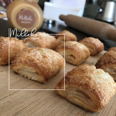 Mini Guava Pastries