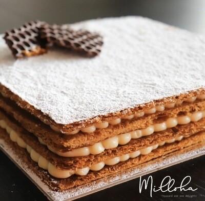 Spanish Milloha Cake