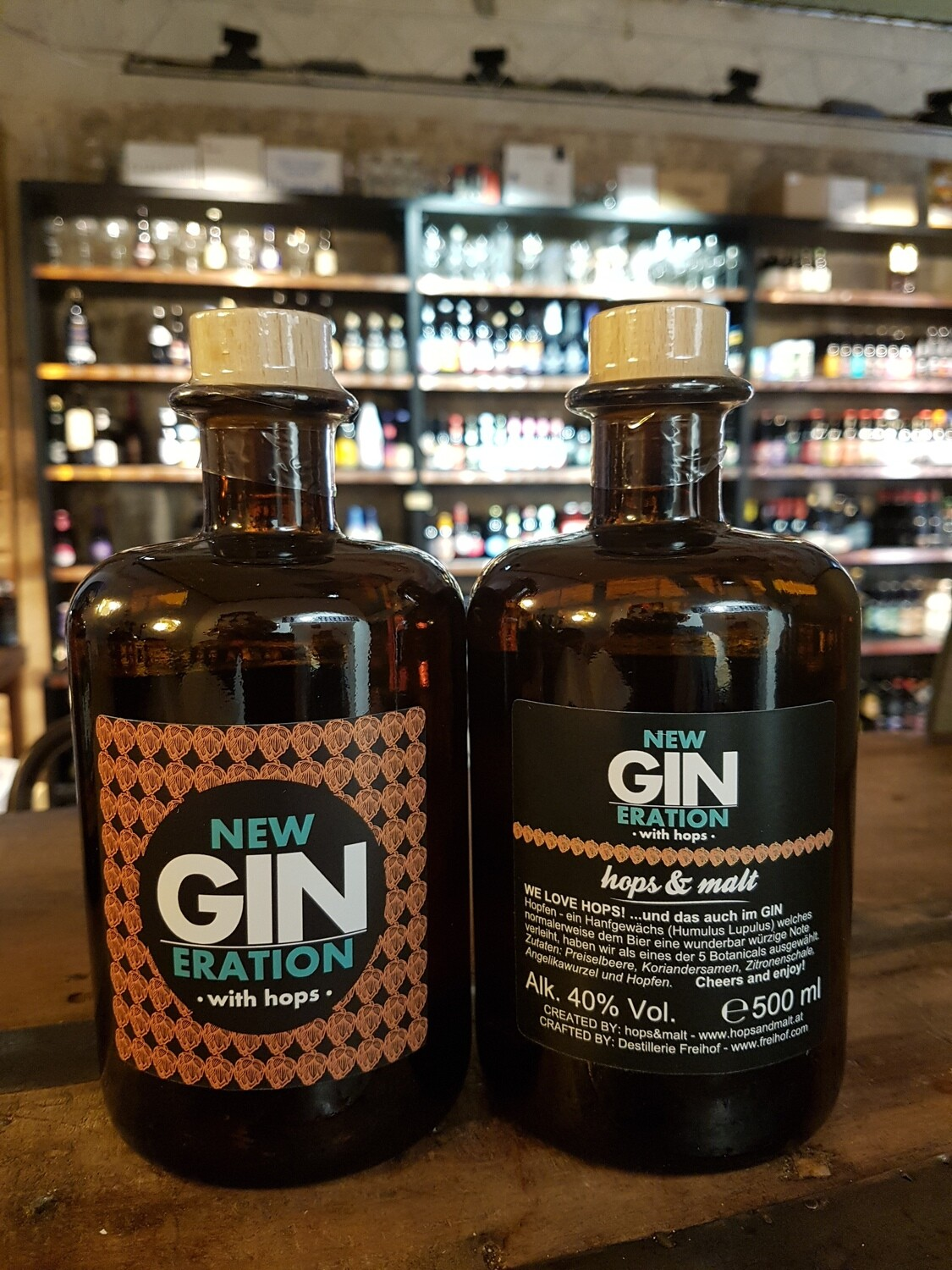 NEW GINERATION 500ml