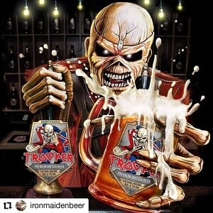 SPECIAL OFFER!  - IRON MAIDEN TROOPER BEER 24x0.33L