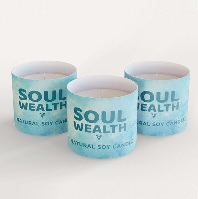 Soul Wealth Soy Candles