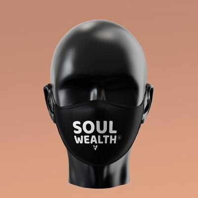 SOUL WEALTH FACE MASK