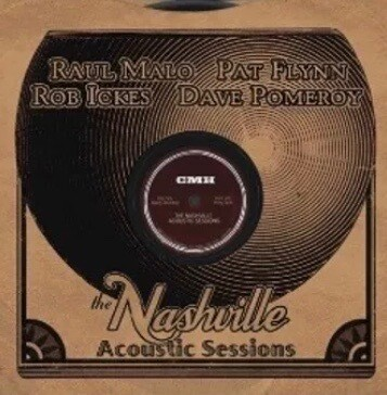 The Nashville Acoustic Sessions CD