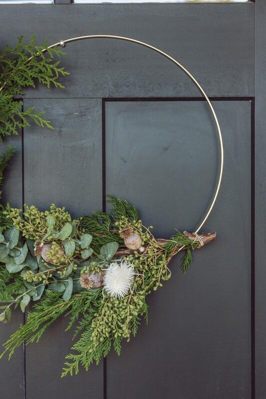 Preserved Seasonal Wreath