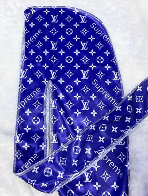 Blue Supreme Durag