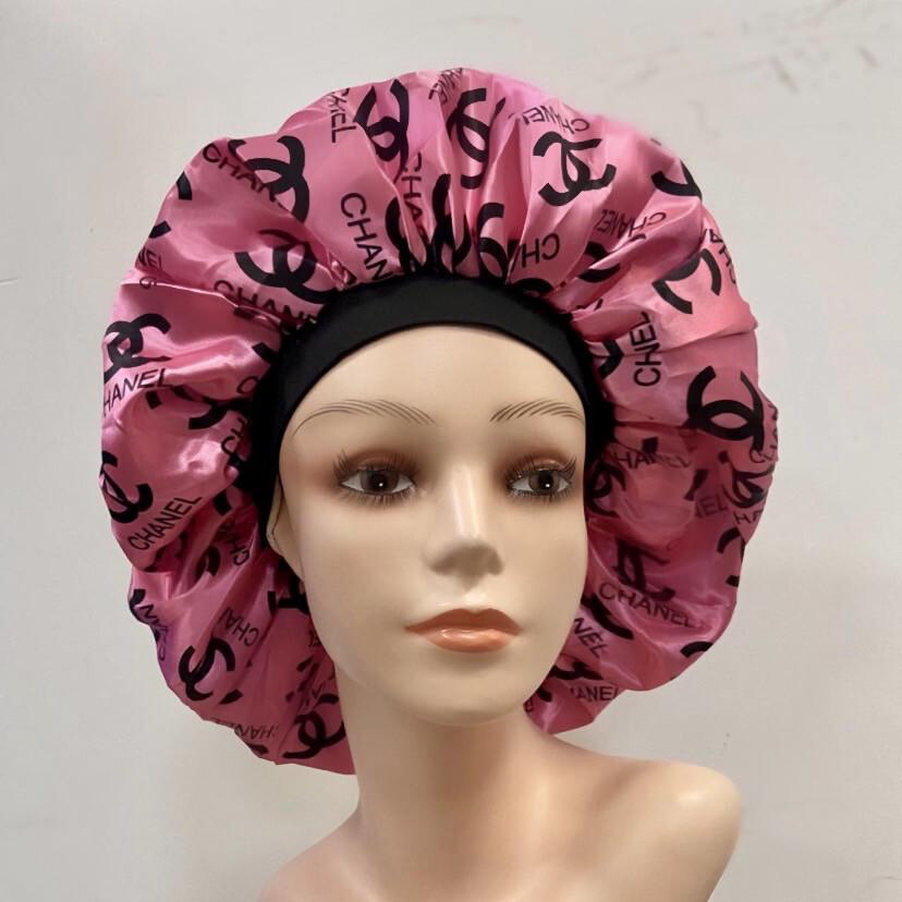 Pink Chanel Bonnet