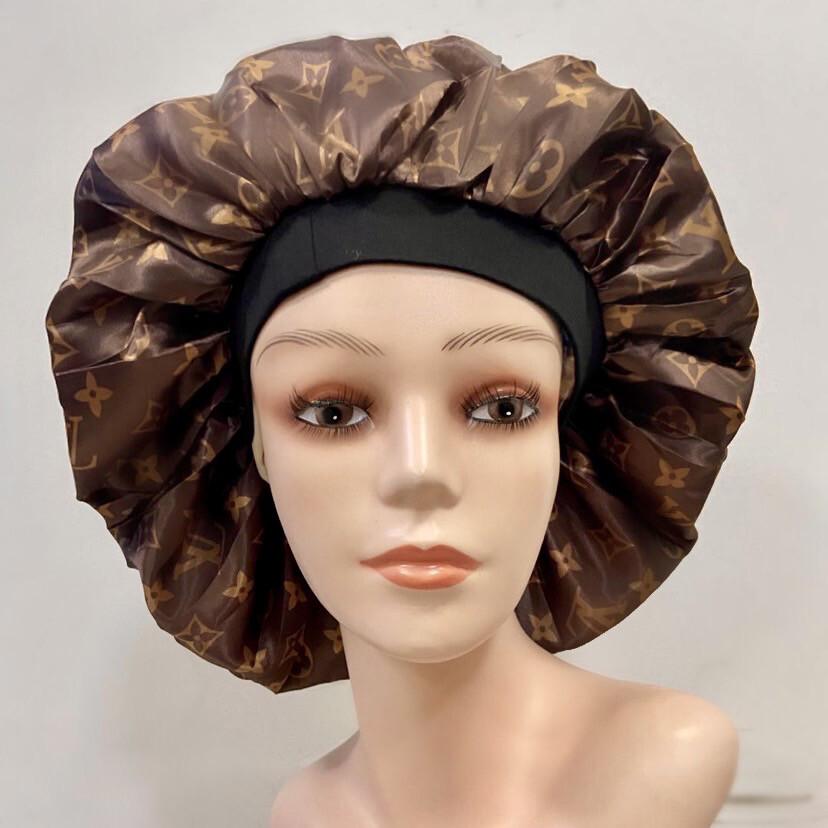 Brown LV Bonnet