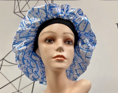 Blue Dior Bonnet