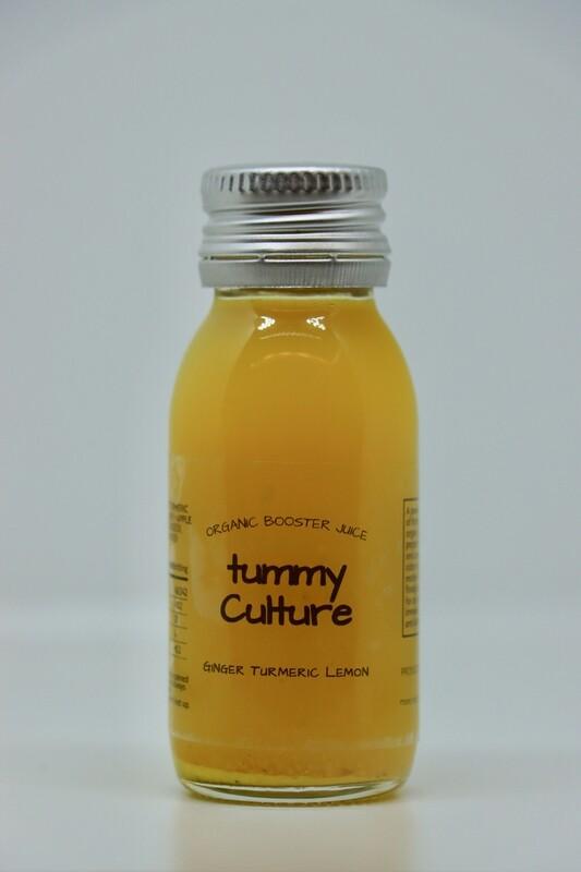 Organic Booster Juice GTL 60ml