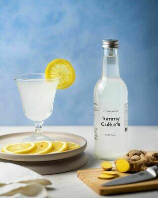 Water Kefir Organic Ginger & Lemon  330ml
