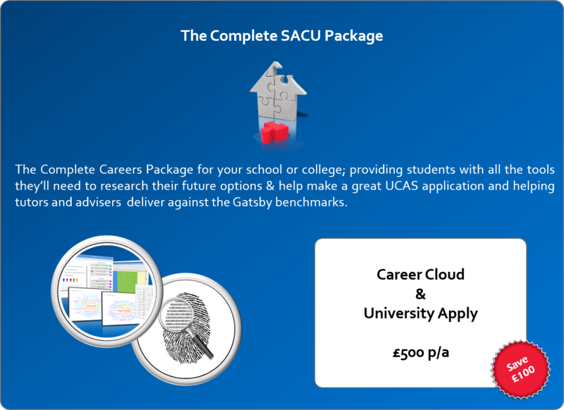 Complete Package - Career Cloud & Uni Apply - 1 Year subscription