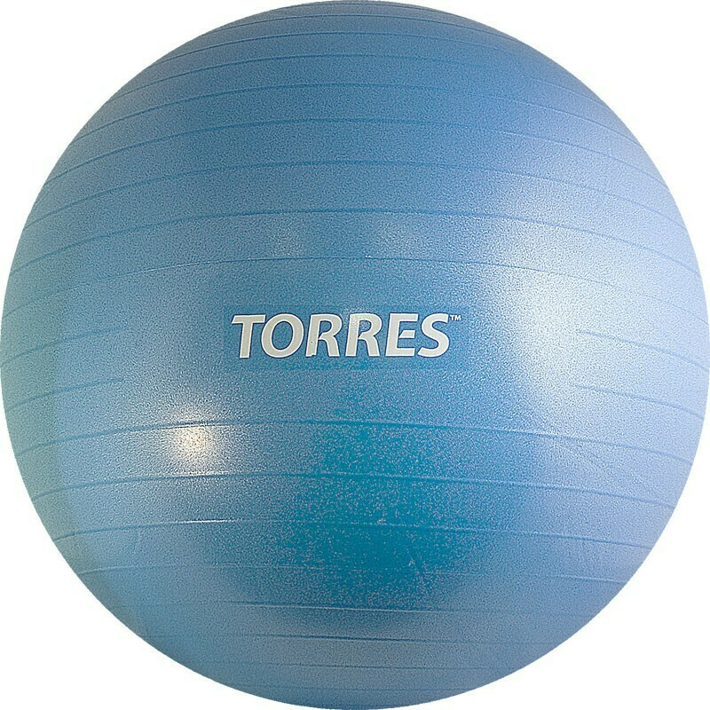 Мяч гимнастический TORRES 65 см