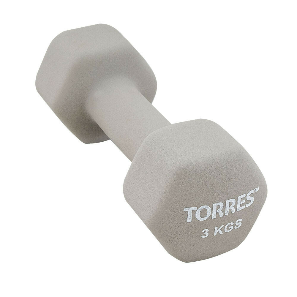 Гантель TORRES 3 кг