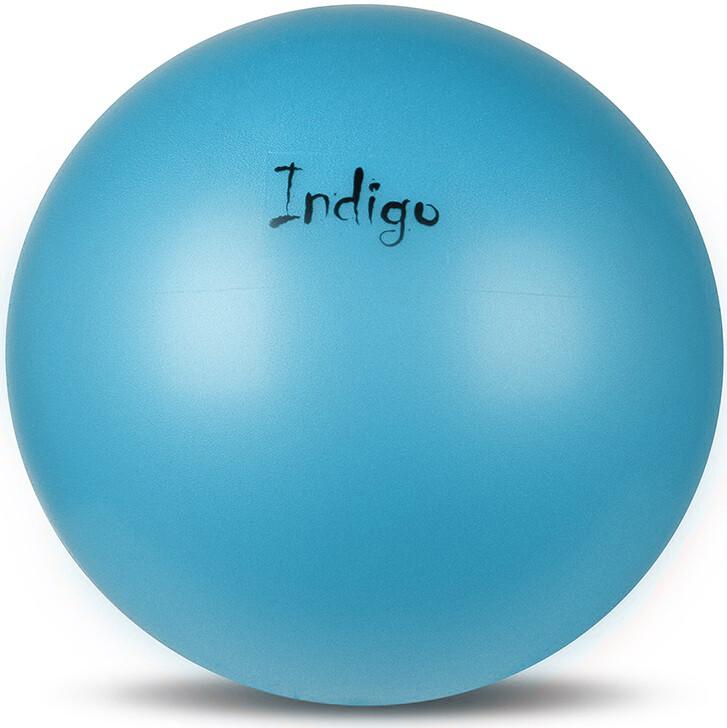 Мяч для пилатеса INDIGO 30 см