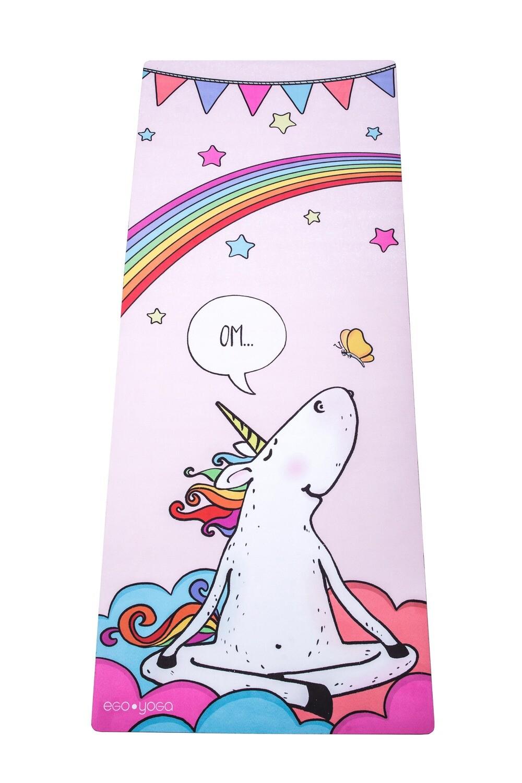 Коврик для йоги детский Unicorn