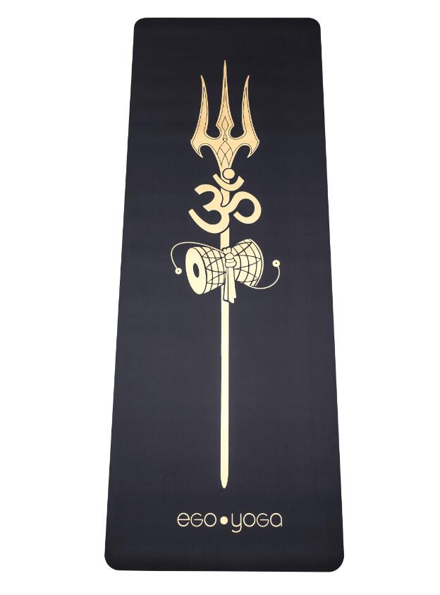 Коврик для йоги Shiva Trident Gold