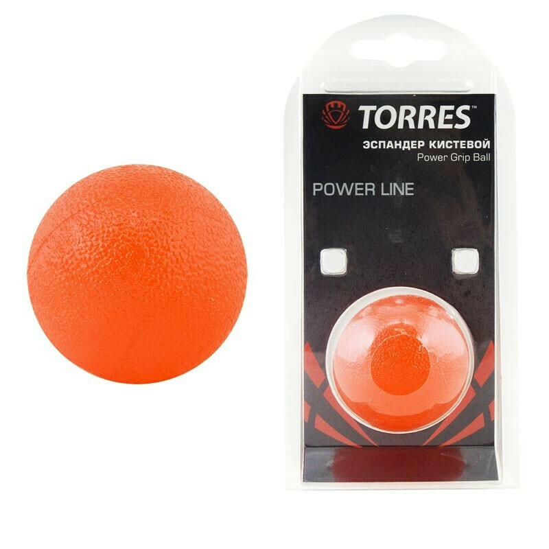 Эспандер мяч TORRES