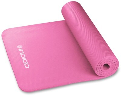 Коврик Indigo 10 мм, розовый