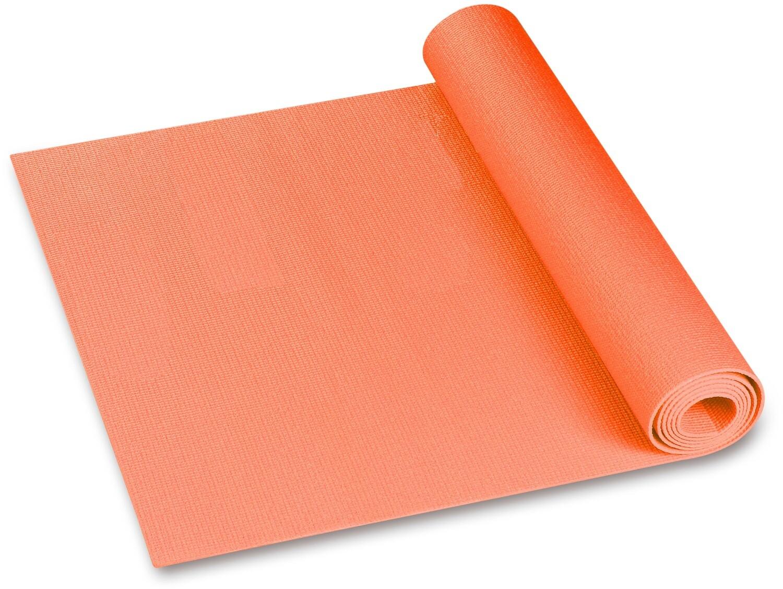 Коврик Indigo 3 мм, оранжевый