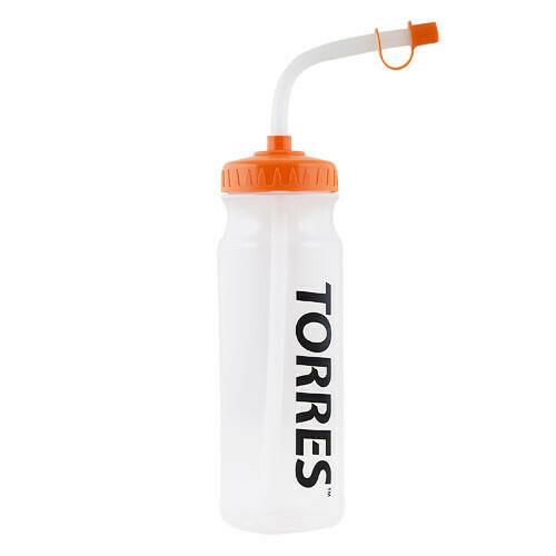 Бутылка для воды TORRES с трубкой