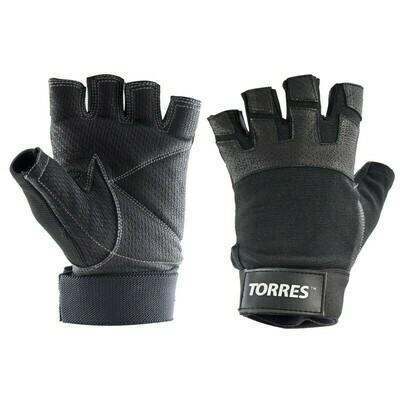 Перчатки TORRES c манжетой