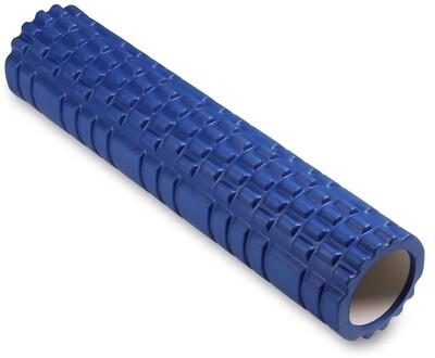 Цилиндр массажный Indigo 14*61 см, синий