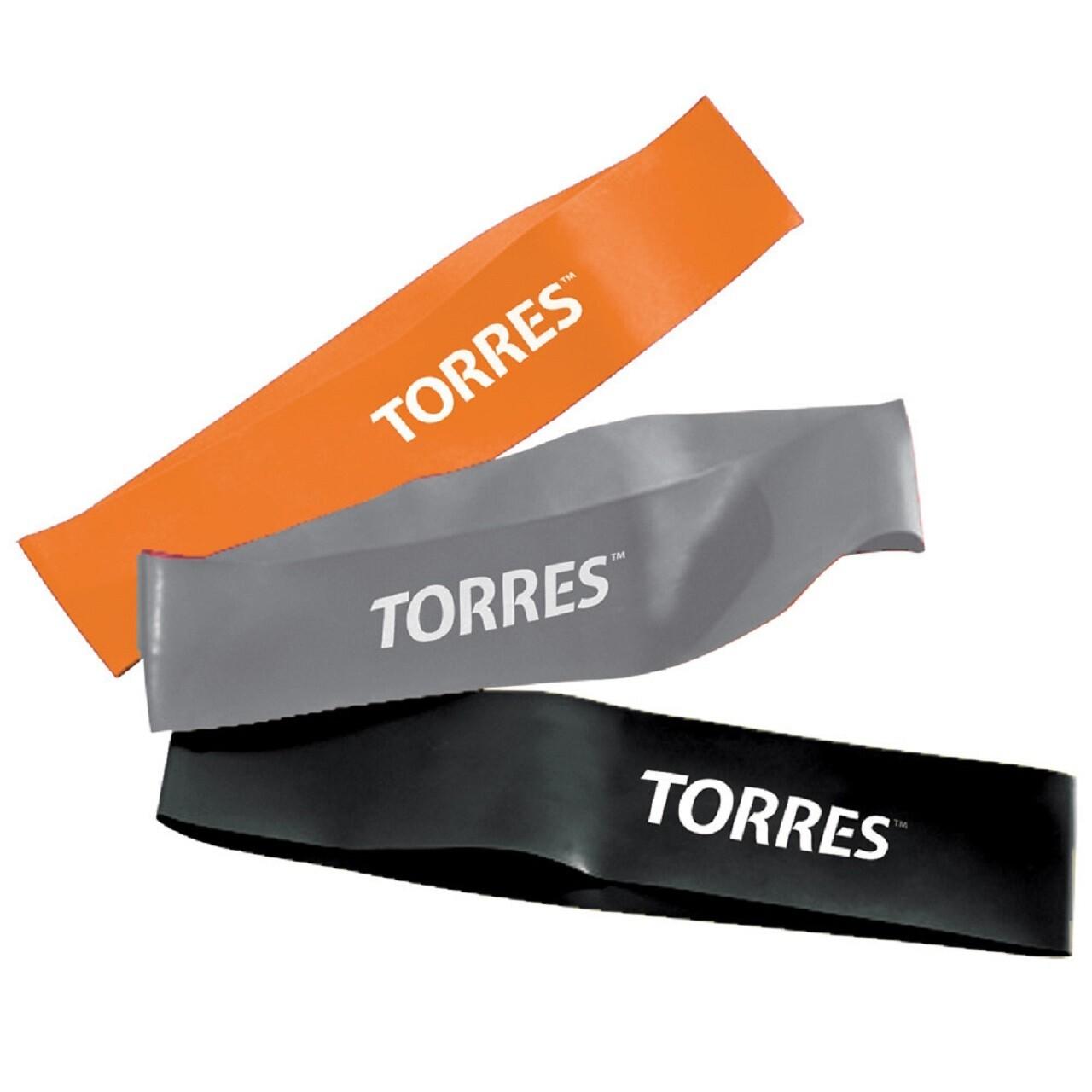 Набор эспандеров TORRES TPR