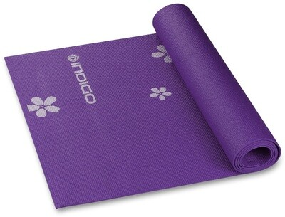 Коврик с рисунком Indigo, фиолетовый