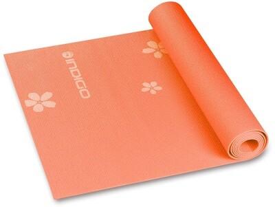 Коврик с рисунком Indigo, оранжевый