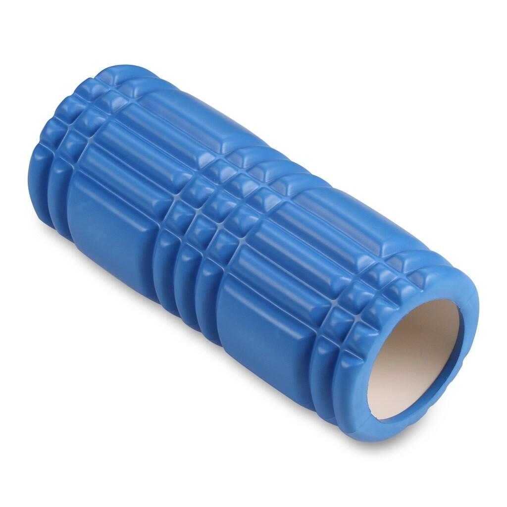 Цилиндр массажный Indigo 14*33 см, синий 2