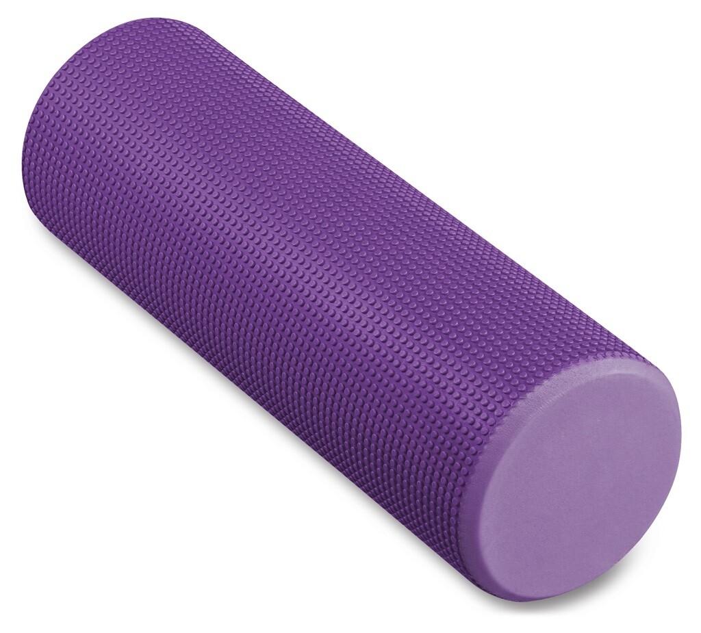 Ролл массажный Indigo 15*45, фиолетовый