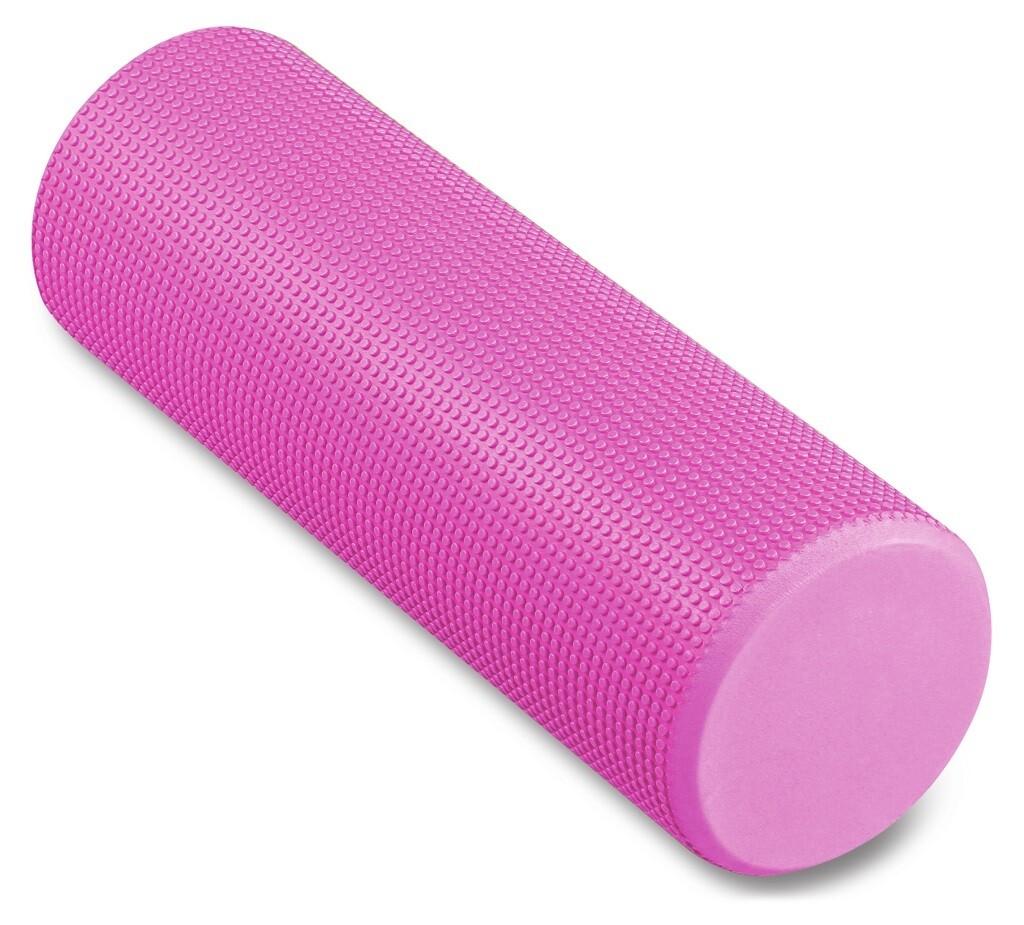 Ролл массажный Indigo 15*45, розовый