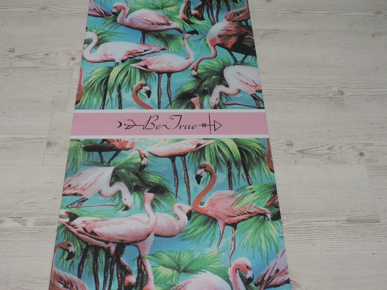 Коврик Фламинго дисконт