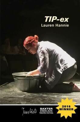BaxterJunkets Series No. 5 Lauren Hannie Snyders: TIP-ex