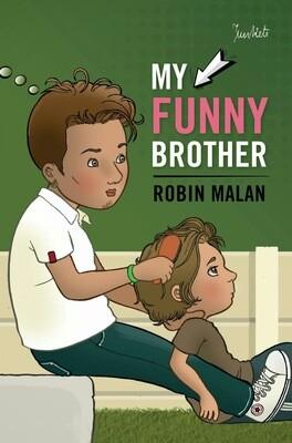 Robin Malan: My 'Funny' Brother