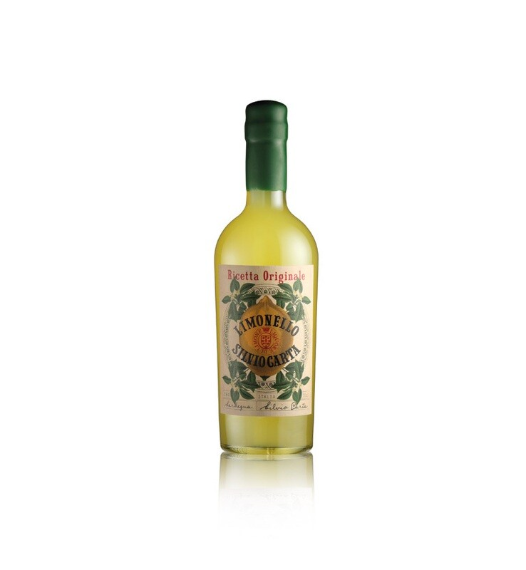 Limoncello Silvio Carta 28 % vol., 0,7 l