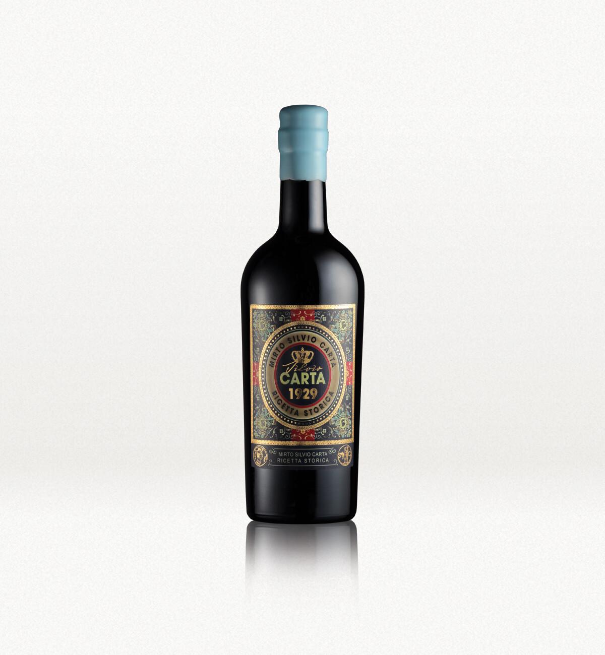 MIRTO RICETTA STORICA Silvio Carta 30 % vol., 0,7 l